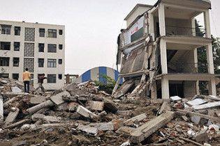 Кількість жертв землетрусу в КНР перевищила 1300 осіб