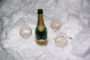День рождения шампанского (видео)