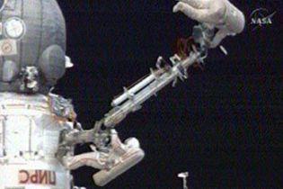Екіпаж МКС знову прогулявся відкритим космосом