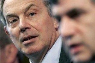 """Гордон Браун кричав на Блера перед відставкою: """"Ти зруйнував моє життя!"""""""