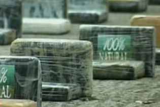 Во Львове жгли наркотики (видео)