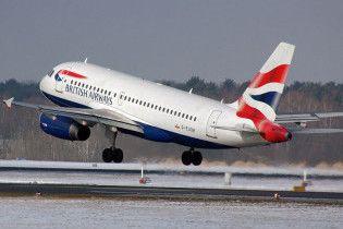British Airways провела удачный тестовый полет сквозь вулканический пепел