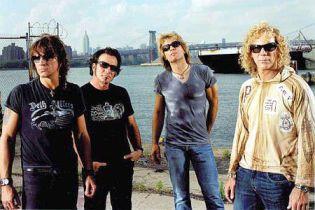 Bon Jovi - найприбутковіший гурт