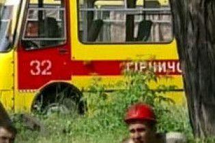 На Луганщині загорілася шахта