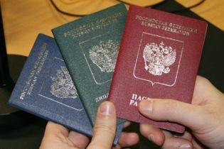 Росія введе електронні паспорти для мігрантів з СНД