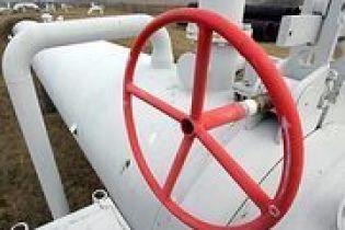 Україна відбирала газ у Європи