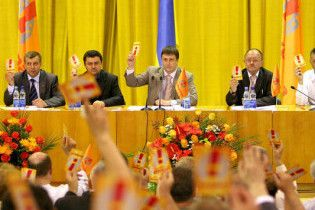 НУНС вышла из коалиции по указанию Секретариата