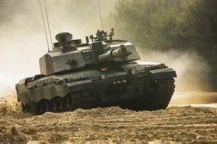 Турецька армія проводить військову операцію