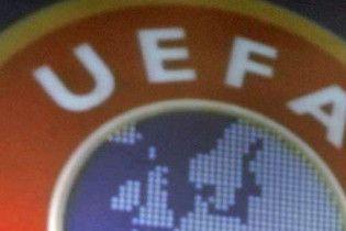 УЄФА відстежуватиме матчі української Прем'єр-Ліги