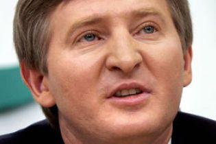 Ахметов - второй в списке богачей Центральной и Восточной Европы