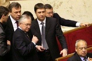 НУ-НС оскаржив розпуск парламентської коаліції у суді