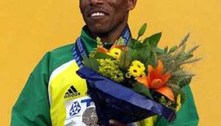 Світовий рекорд в марафоні