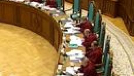Конституційний суд прокоментує РНБО