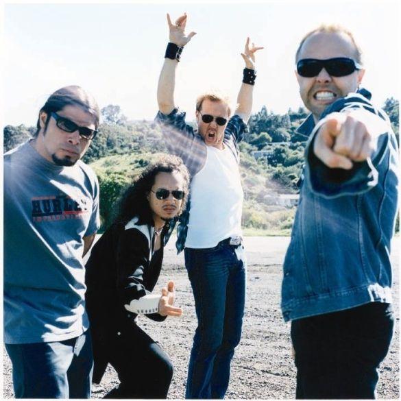 Metallica поповнила ряди борців з глобальним потепленням