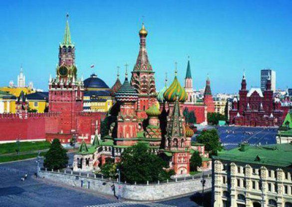 Красна площа в Москві (Фото: toyby.com)