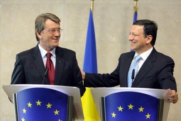 Ющенко-Баррозу
