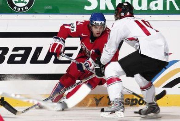 Чехія - Канада