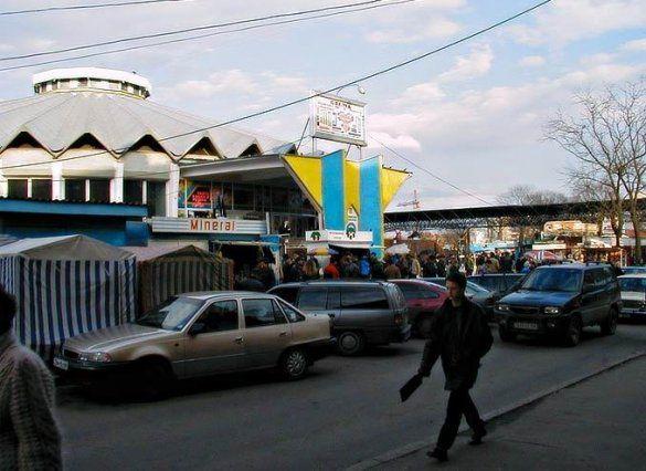 Продовольчий ринок у Хмельницькому (Фото: online.km.ua)