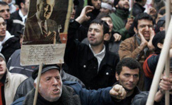 Мітинг у Тбілісі (Фото: Архів)