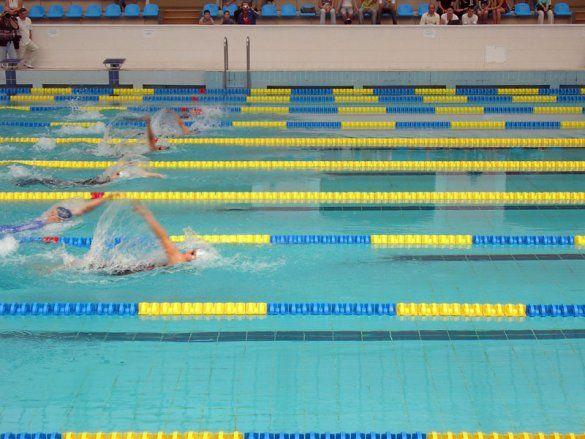 Плавання на спині