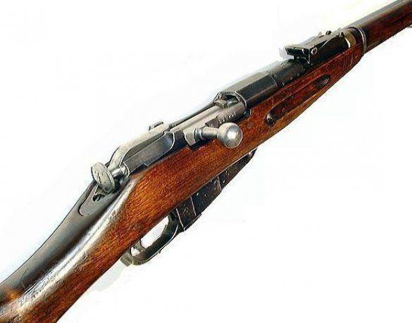 Гвинтівка Мосіна (Фото: world.guns.ru)