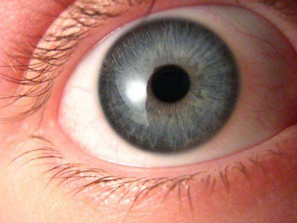 Блакитні очі