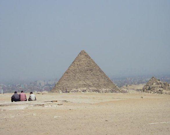 Єгипетські піраміди (Фото: travel.helpix.ru)