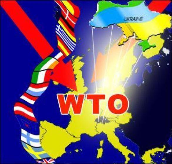 Україна та СОТ