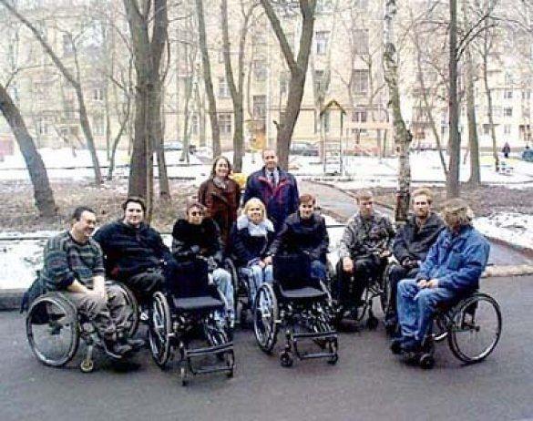 інваліди