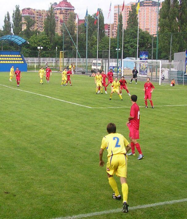 Турецька перемога в Києві