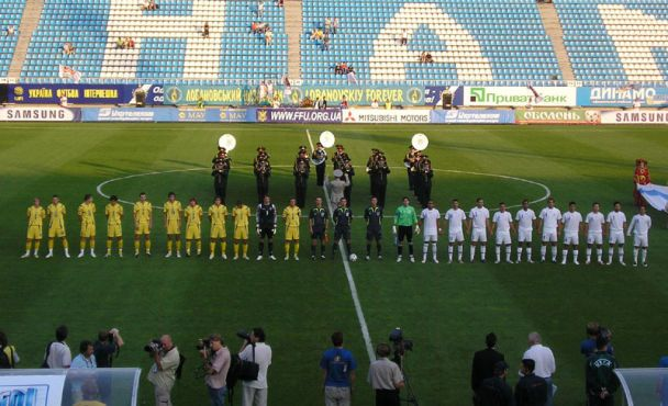 Українці програли у футбольній лотереї