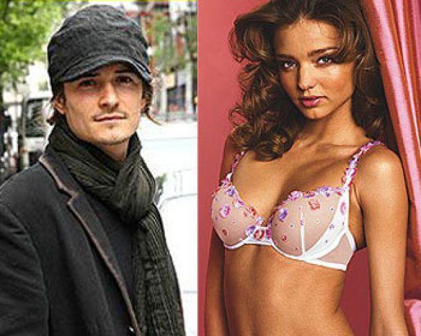 Орландо Блум і модель Міранда Керр куплять будинок в Малібу