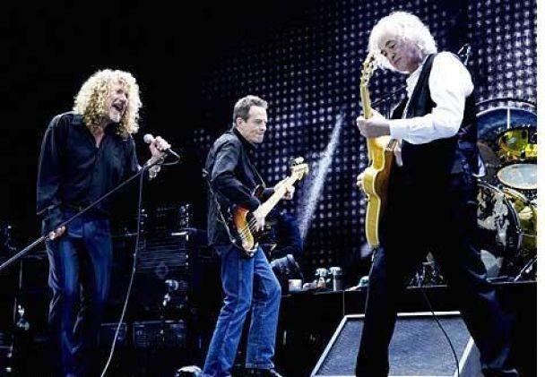 На Led Zeppelin подали до суду за плагіат