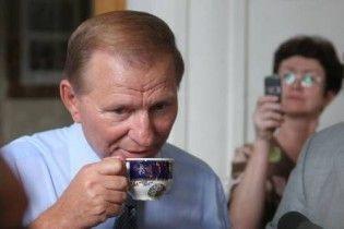 Кучма сподівається, що журналіст Гонгадзе живий