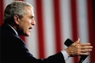 Буш отправил Райс в Грузию