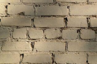 В жилом доме завалилась стена (видео)