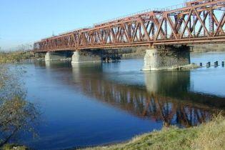 Пожежа на залізничному мості