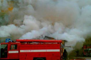Пожежа на шахті
