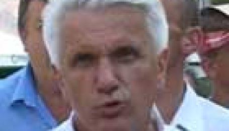 Володимир Литвин побував на ярмарці