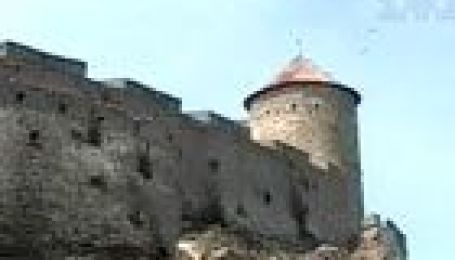 Горить Білгород-Дністровська фортеця