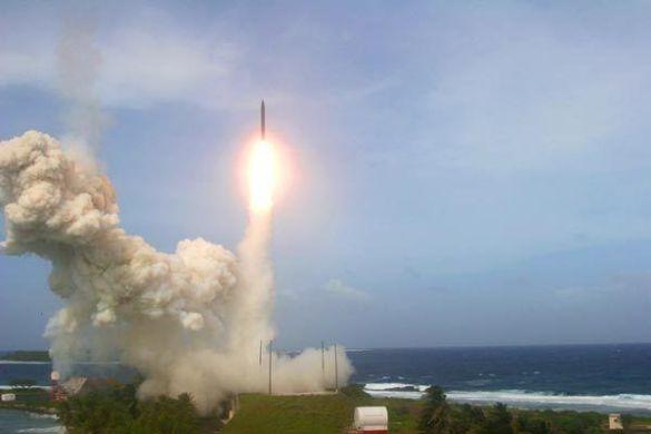 Тестування системи протиракетної оборони (Фото: www.boeing.com)