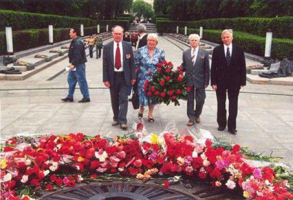 Ветерани Великої Вітчизняної війни (Фото: mlsp.kmu.gov.ua)