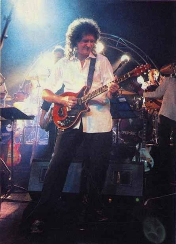 Браян Мей, гітарист Queen (Фото: www.brianmay.com)