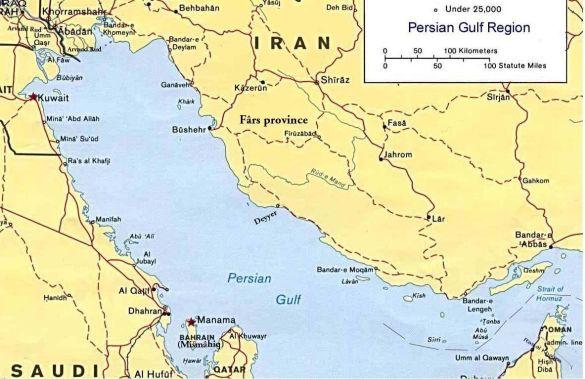 Персидська затока (Фото: www.geocities.com)
