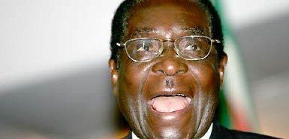 Роберт Мугабе, диктатор Зімбабве (Фото: Times)