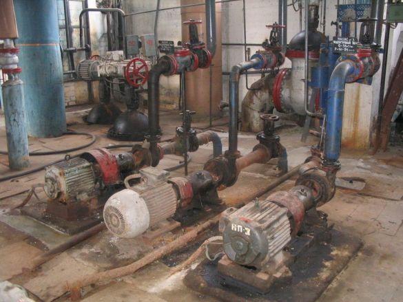 Начиння теплоелектроцентралі (Фото: www.city.kherson.ua)
