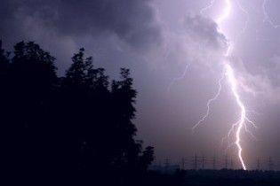 На Житомирщине молния убила женщину, попав в ее мобильный