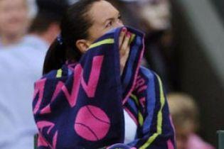 Тенісисти на Уїмблдоні крадуть рушники