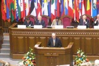 ОБСЄ закликала Україну відмовитись від змін до закону про вибори