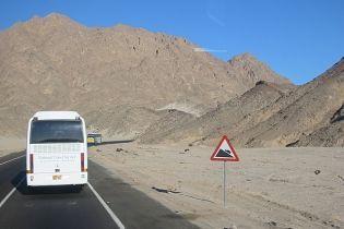 Єгипетські автобуси небезпечні